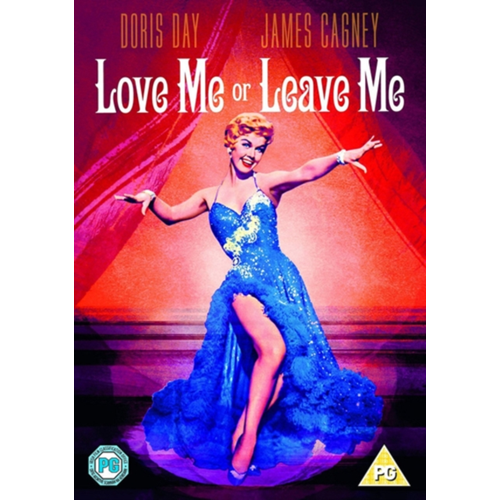 Love Me Or Leave Me (UK-import) (DVD)