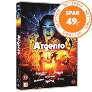 Produktbilde for Argento Collection (DVD)