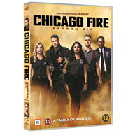 Chicago Fire - Sesong 6 (DVD)