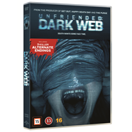 Unfriended: Dark Web (DVD)