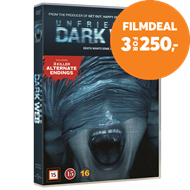 Produktbilde for Unfriended: Dark Web (DVD)