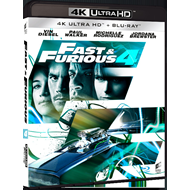 Fast & Furious 4 (4K Ultra HD + Blu-ray)
