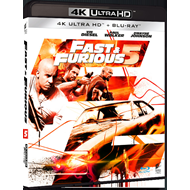 Fast & Furious 5 (4K Ultra HD + Blu-ray)