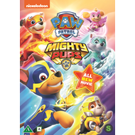 Paw Patrol: Mighty Pups (DVD)