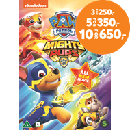Produktbilde for Paw Patrol - Mighty Pups (DVD)