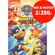 Produktbilde for Paw Patrol: Mighty Pups (DVD)