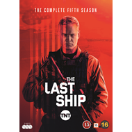 The Last Ship - Sesong 5 (DVD)