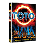 Produktbilde for Toto - 40 Tours Around The Sun (DVD)