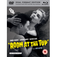 Room At The Top (UK-import) (Blu-ray + DVD)