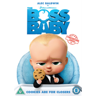 Produktbilde for The Boss Baby (UK-import) (DVD)