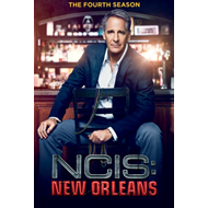 Produktbilde for NCIS New Orleans - Sesong 4 (UK-import) (DVD)