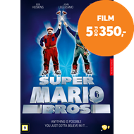 Produktbilde for Super Mario Bros. (DVD)