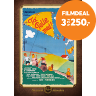 Produktbilde for Ta' Pelle Med (DVD)