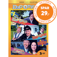 Produktbilde for Bäst Of Dag-Otto (DVD)