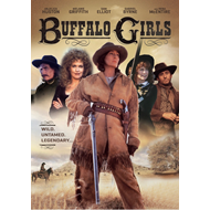 Produktbilde for Buffalo Girls (DVD)
