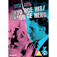 Produktbilde for Divorce His, Divorce Hers (UK-import) (DVD)