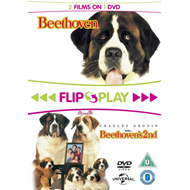 Produktbilde for Beethoven/Beethoven's 2nd (UK-import) (DVD)
