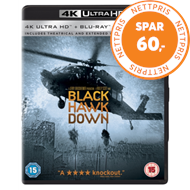 Produktbilde for Black Hawk Down (UK-import) (4K Ultra HD + Blu-ray)