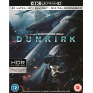 Produktbilde for Dunkirk (UK-import) (4K Ultra HD + Blu-ray)