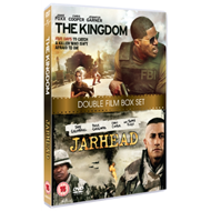 Produktbilde for The Kingdom/Jarhead (UK-import) (DVD)