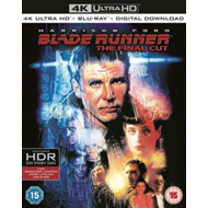 Blade Runner: The Final Cut (UK-import) (4K Ultra HD + Blu-ray)