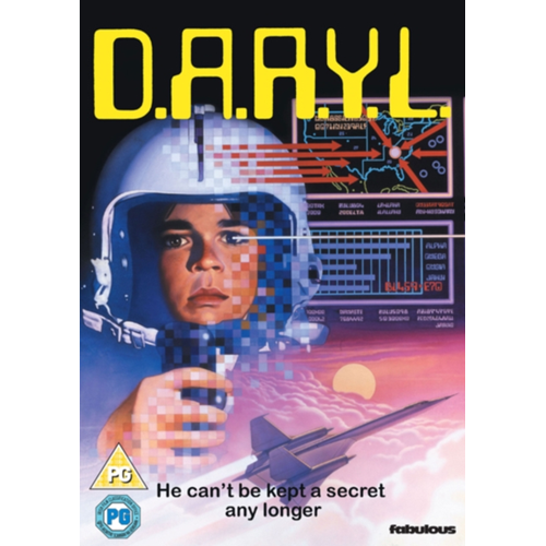 D.A.R.Y.L. (UK-import) (DVD)
