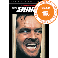 Produktbilde for The Shining (UK-import) (DVD)