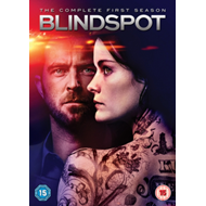 Blindspot: The Complete First Season (UK-import) (DVD)