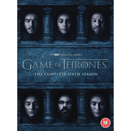 Produktbilde for Game Of Thrones: The Complete Sixth Season (UK-import) (DVD)