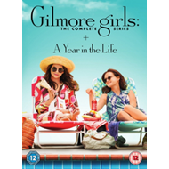 Produktbilde for Gilmore Girls: The Complete Series And A Year In The Life (UK-import) (DVD)