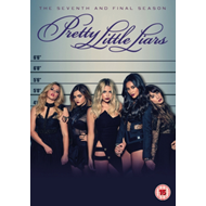 Produktbilde for Pretty Little Liars: The Complete Seventh And Final Season (UK-import) (DVD)
