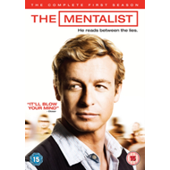 Produktbilde for The Mentalist: The Complete First Season (UK-import) (DVD)