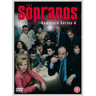The Sopranos: Complete Series 4 (UK-import) (DVD)