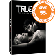 Produktbilde for True Blood: The Complete Second Season (UK-import) (DVD)