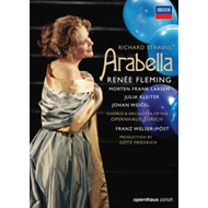 Produktbilde for Arabella: Opernhaus Zurich (Welser-Most) (UK-import) (DVD)