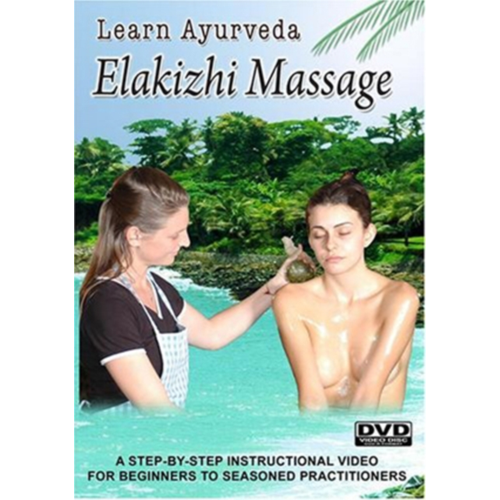 Learn Ayurveda Elakizhi Massage (UK-import) (DVD)