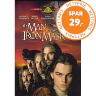 Produktbilde for The Man In The Iron Mask (DVD - SONE 1)