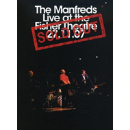 Produktbilde for The Manfreds Live At The Fisher Theatre 27.11.07 (DVD)