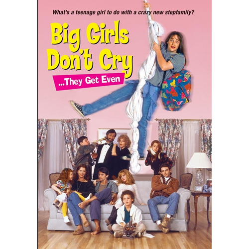 Big Girls Don't Cry...They Get Even (DVD)