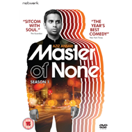 Produktbilde for Master Of None - Sesong 1 (UK-import) (DVD)