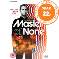 Master Of None - Sesong 1 (UK-import) (DVD)