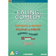 Produktbilde for The Ealing Comedy Collection (UK-import) (DVD)