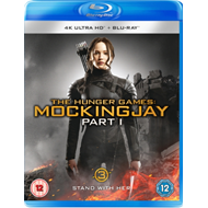 Produktbilde for The Hunger Games: Mockingjay - Part 1 (UK-import) (4K Ultra HD + Blu-ray)