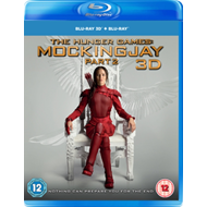 Produktbilde for The Hunger Games: Mockingjay - Part 2 (UK-import) (Blu-ray 3D + Blu-ray)