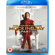 Produktbilde for The Hunger Games: Mockingjay - Part 2 (UK-import) (4K Ultra HD + Blu-ray)