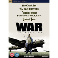 The War Collection (UK-import) (DVD)