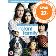 Instant Family (UK-import) (DVD)