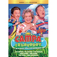 Produktbilde for Campa I Klaveret (DVD)
