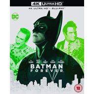 Produktbilde for Batman Forever (UK-import) (4K Ultra HD + Blu-ray)