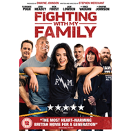 Produktbilde for Fighting With My Family (UK-import) (DVD)